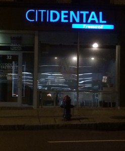 CITIDental Tremont night